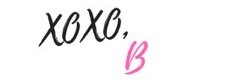 XOXO,