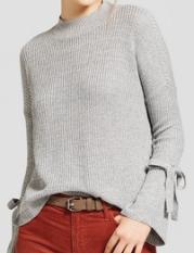 https://www.target.com/p/women-s-mock-neck-tie-bell-sleeve-side-slit-sweater-alley-gabby-juniors/-/A-52957052#lnk=sametab